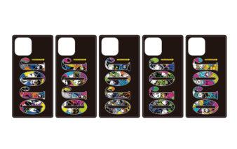 iPhone12&12Pro対応 スクエアガラスケース